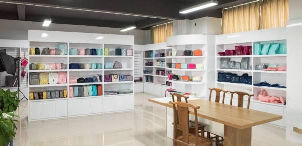 Plastic pvc bags factory