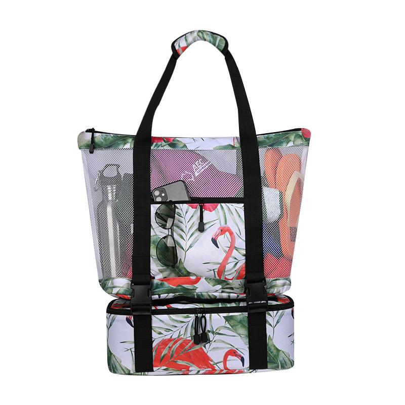Detachable Picnic Insulation Cooler Tote Bag